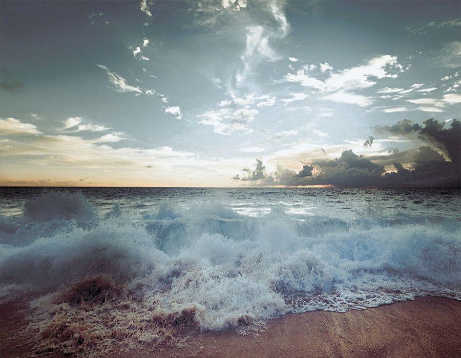 Paisaje de playa
