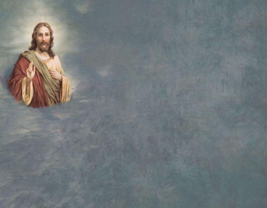 Fondo imitación piedra con Corazón de Jesús