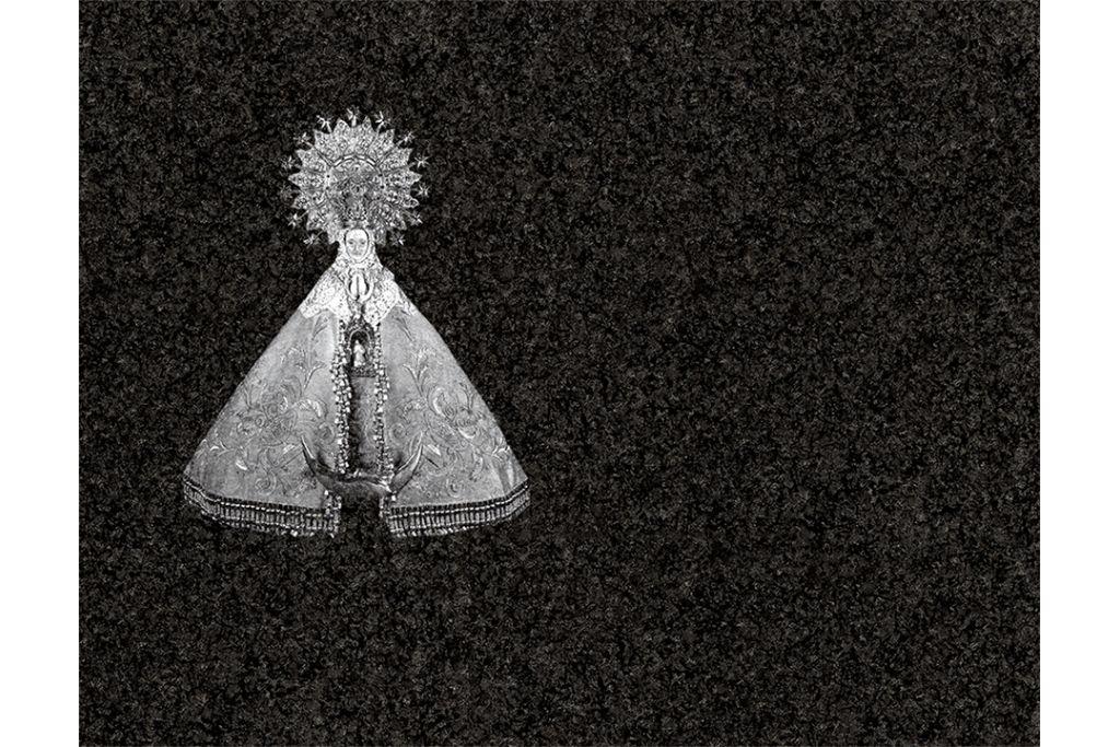 Virgen del Lidon láser